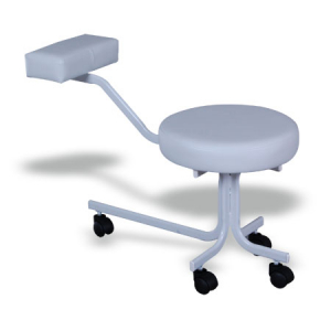 Ronald Pedicure Stool