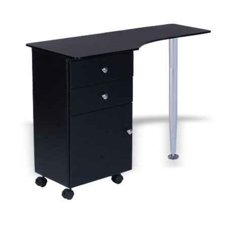 Buy Square Manicure Table Mt04 Online Hba Salon Equipment