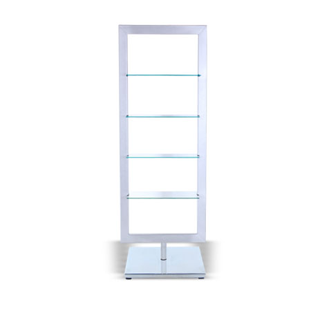 Buy Angelo Retail Display Stand DSo40 [Online] HBA Salon Equipment Simple Salon Retail Display Stands